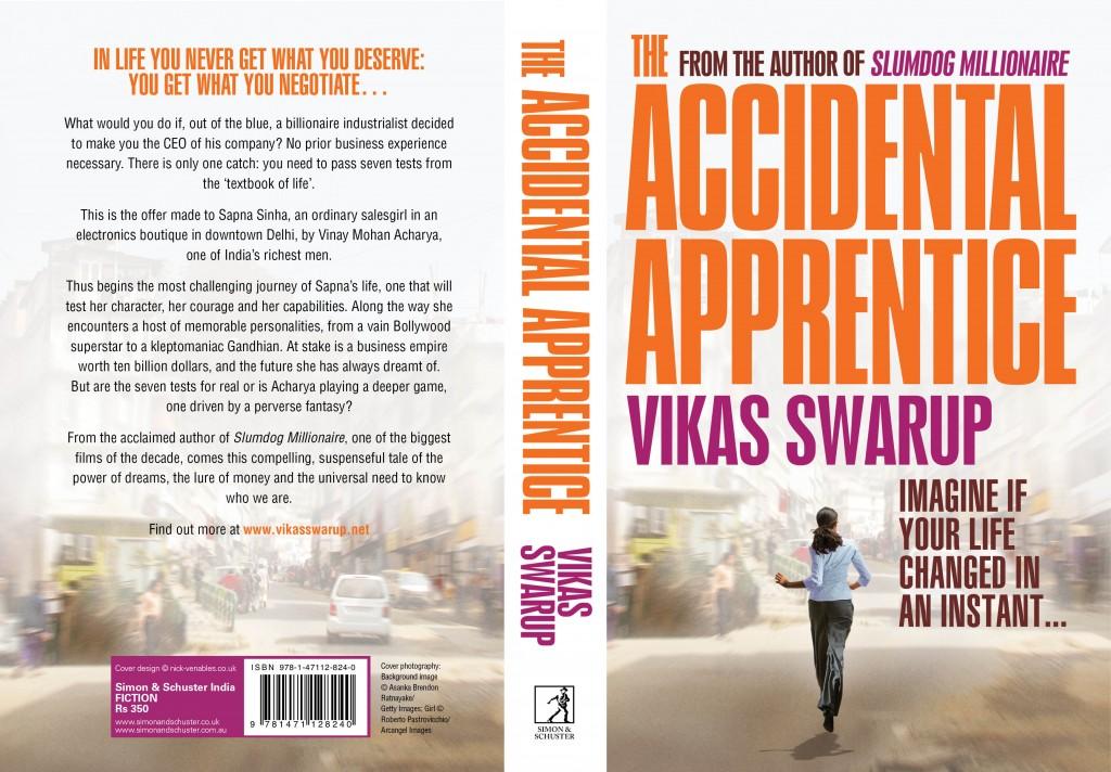 Accidental Apprentice India paperback