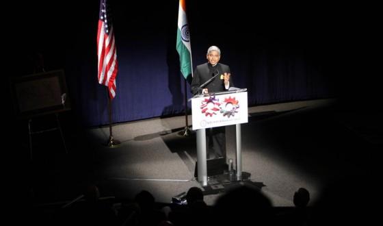 Addressing the USIBC Gala in Washington DC on June 16, 2009  (1)