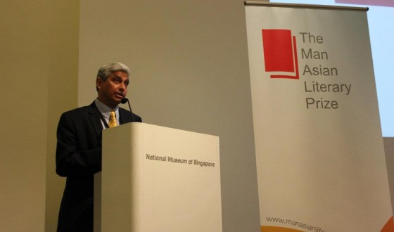 Announcing the Long List for the Man Asian Literary Prize 2011 in Singapore, October 30, 2011