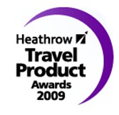 Heathrow Travell Product Awards 2009