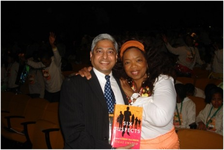 Ms. Funa Maduka and Vikas Swarup