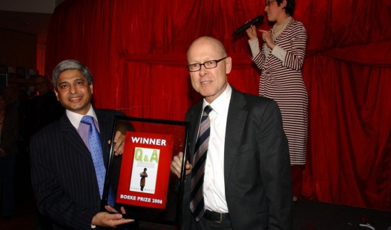 Winning South Africa's Boeke Prize, August 29, 2006